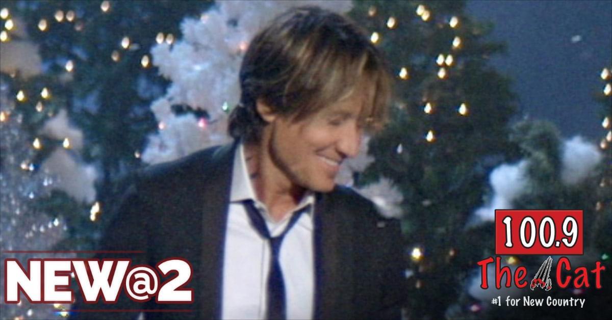 Keith Urban – I'll Be Your Santa Tonight