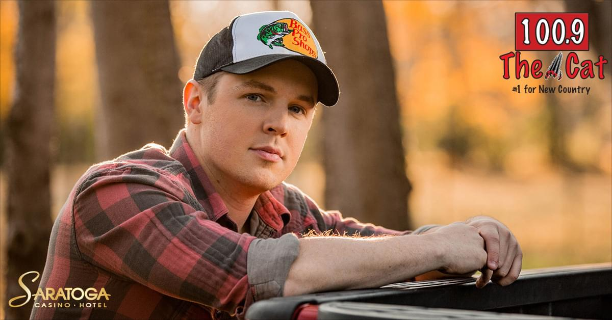 Travis Denning at Saratoga Casino Hotel