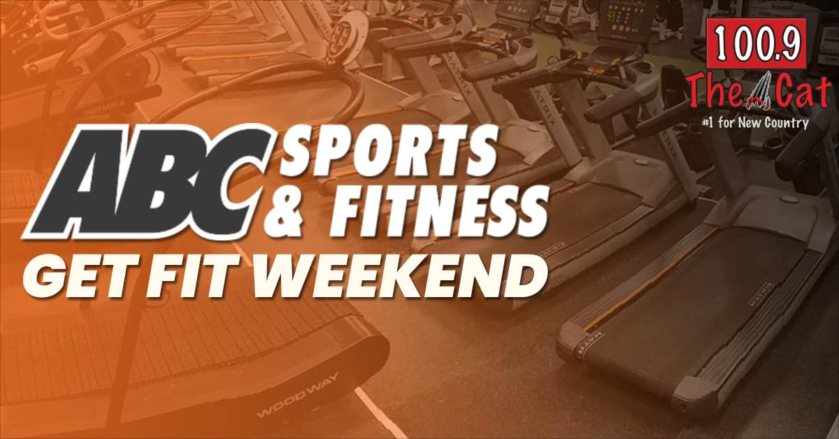 Get Fit Weekend with ABC Sports & Fitness