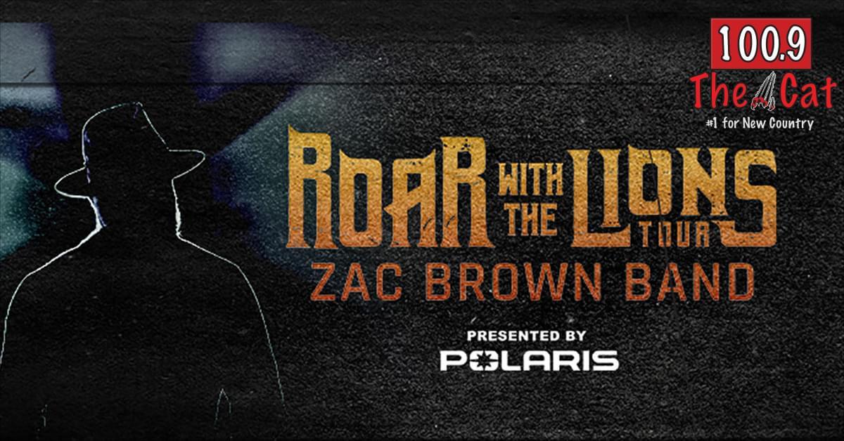 Zac Brown Band at SPAC