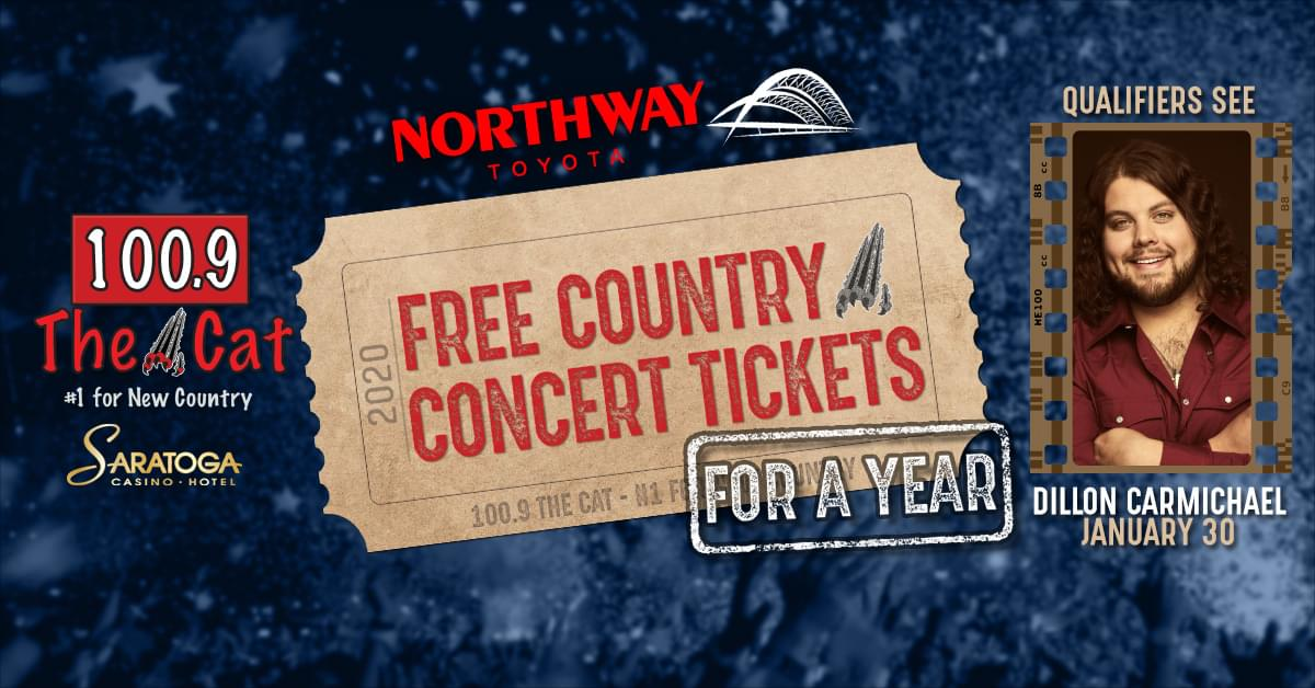 c20 Free Country Concerts Northway