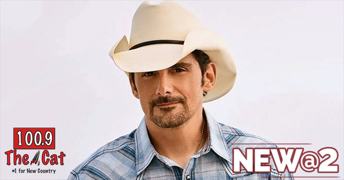 Brad Paisley ft. Addie Pratt – Alive Right Now