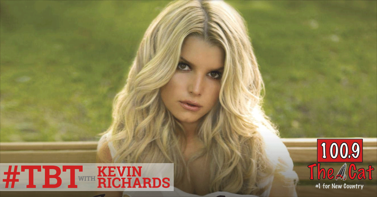 Jessica Simpson in 2009 with Kevin Richards