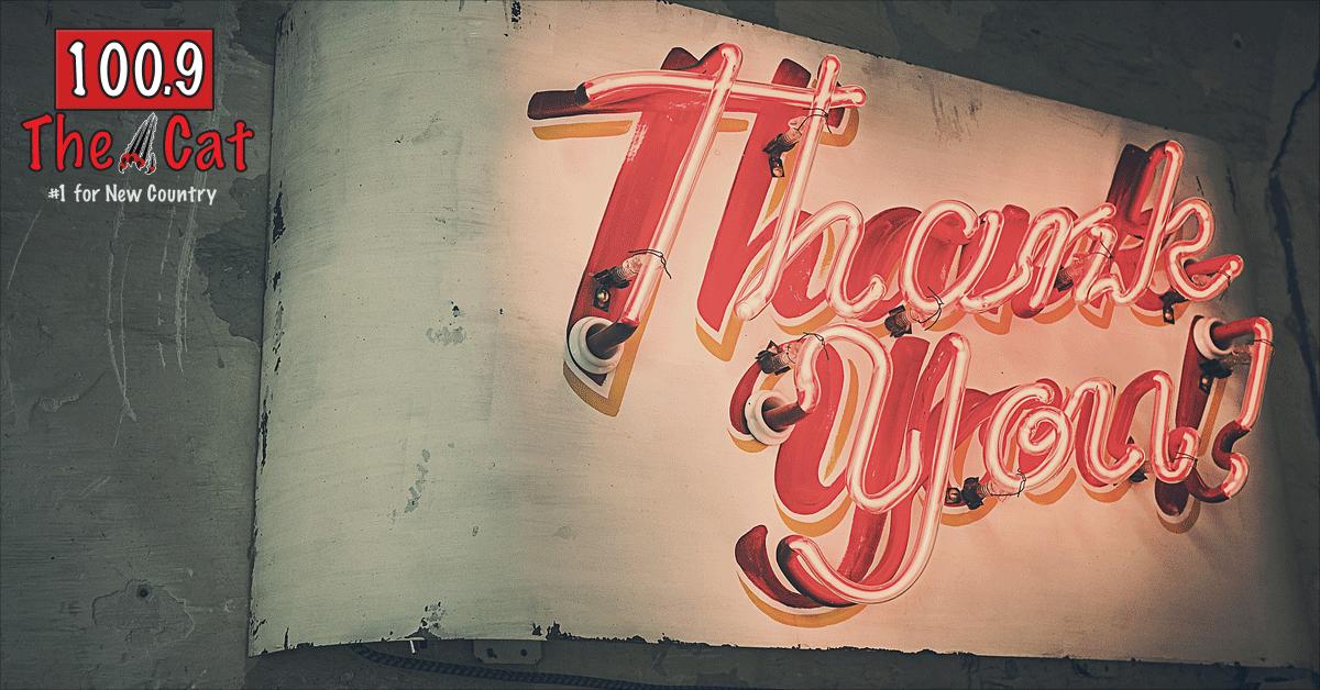 Say Thanks!