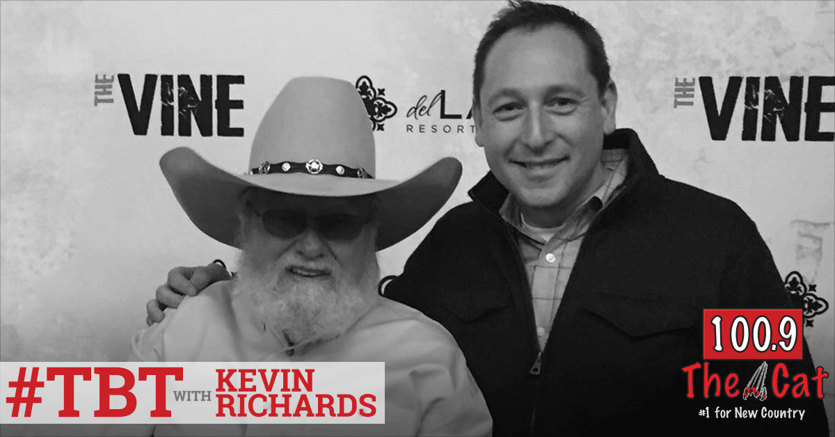 Kevin Richards Remembers Charlie Daniels