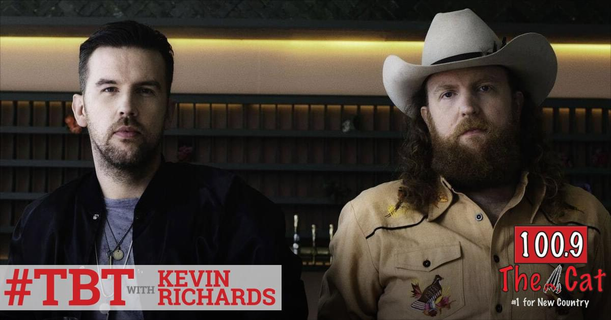 Brothers Osborne and Kevin Richards (2016)
