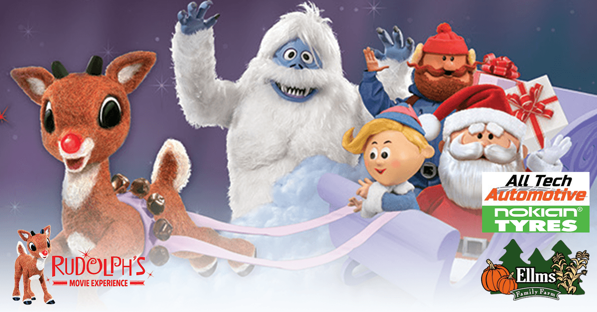 Rudolph's Movie Experience & Pyrotechnics Show