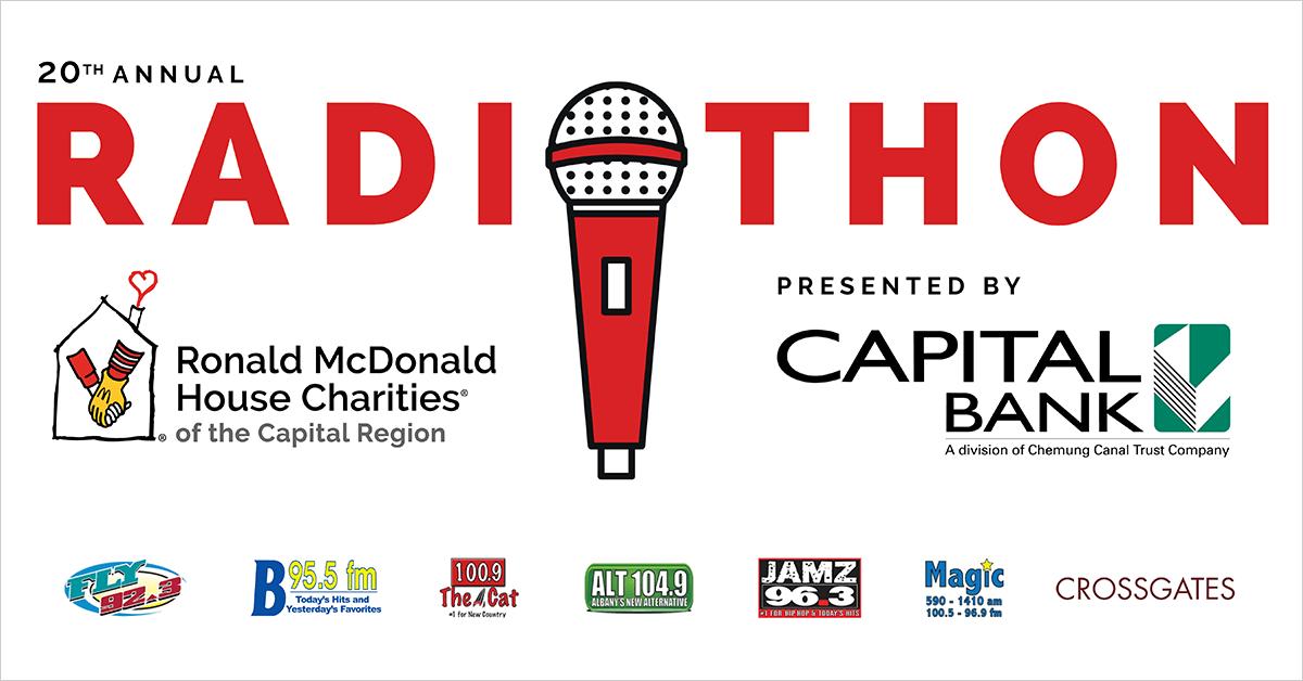 20th Annual Ronald McDonald House Charities Radiothon