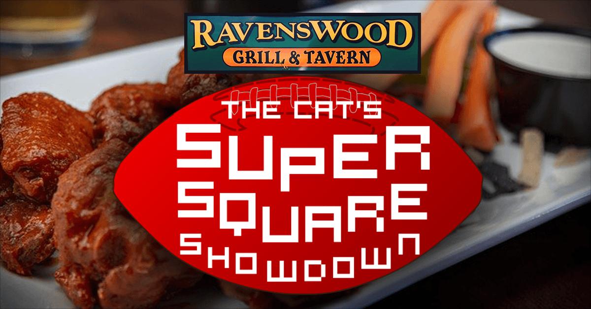 The Cat's Super Square Showdown