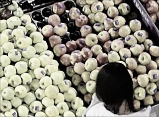 Is it okay to taste fruit in the grocery store?