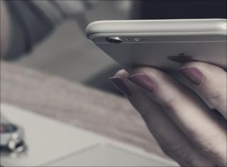 You went through your boyfriend's phone. How do you regain his trust?
