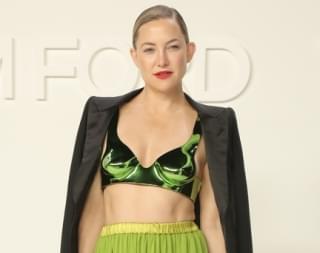 "Kate Hudson Says She's ""Mastered"" At Home Bikini Waxes"