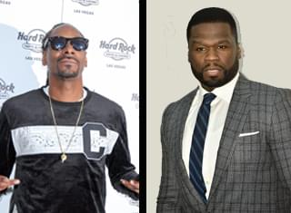 50 Cent Wants To Go Hit-For-Hit With Snoop Dogg. Who Do You This Would Win?