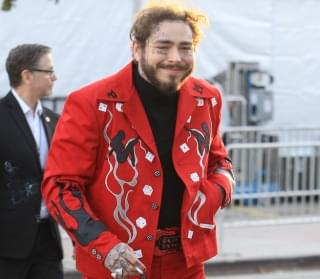 Post Malone Gets Into The Wine Business