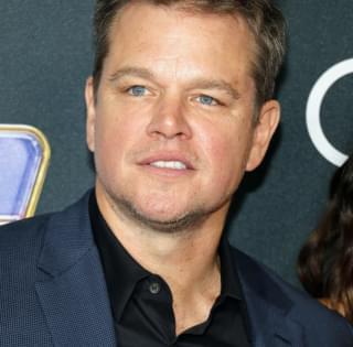 Matt Damon Shuts Down Brooklyn Block To Move In