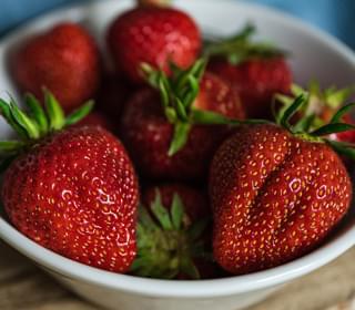 This Genius Hack Will Make Your Mushy Strawberries Juicy and Bright Again