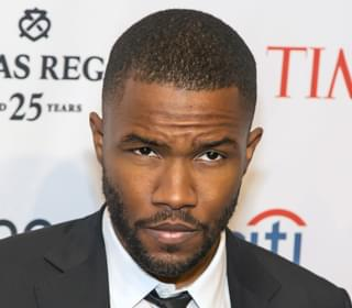 Frank Ocean's Younger Brother Dies In Car Accident