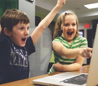 Computer Games Help to Improve Children's Literacy, Survey Says