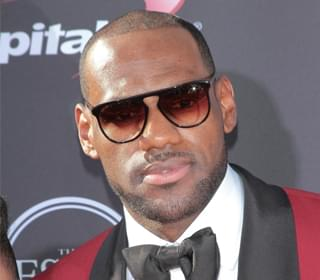 LeBron James Shows Support for Breonna Taylor with Fake MAGA Hat
