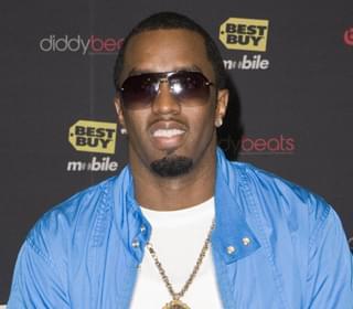 Diddy Has A Beach Day With Nas, Travis Scott, Swizz Beatz And Quavo