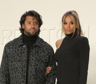 Ciara and Russell Wilson's Son Is Just the Cutest