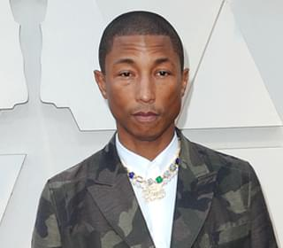 Pharrell Williams Wants To Make Your Lunch Break More Eco-friendly