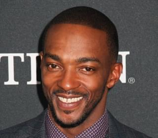 """Anthony Mackie Gives Us A First Look At """"Falcon And The Winter Soldier"""""""