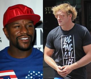 Floyd Mayweather To Fight Logan Paul?