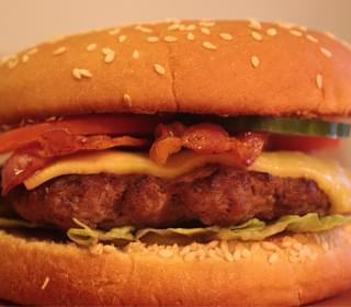 Friday Is National Cheeseburger Day!