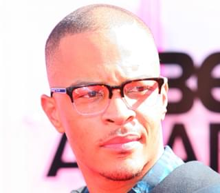 T.I. Reveals His Secret to Being Healthy at 40