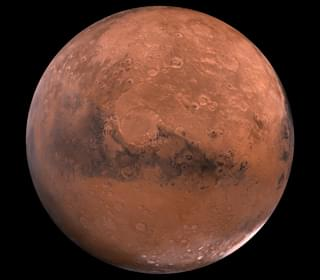 New Discovery Suggests There Could Be Life On Mars