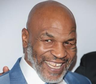 Mike Tyson Just Released An EDM Song Called 'I'm Mike Tyson'