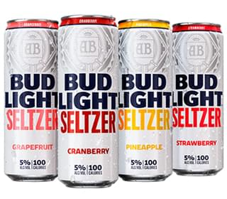 Bud Light Has a Holiday Hard Seltzer Pack