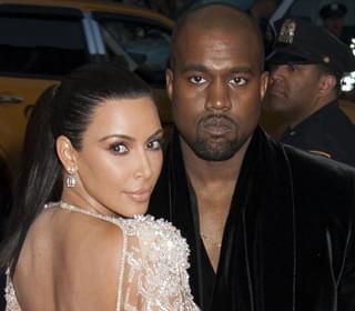 Kanye West Gifts Kim Kardashian With Hologram of Late Father
