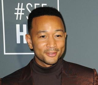 John Legend Proposes Changing the National Anthem
