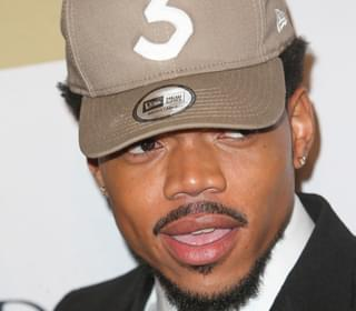 Chance the Rapper Made a List of Songs He'd Play for Aliens