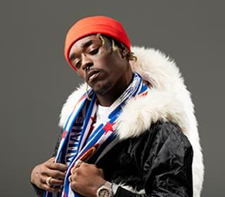 Lil Uzi Vert Accidentally Stabbed Himself in the Face and Shared a Video of the Gash