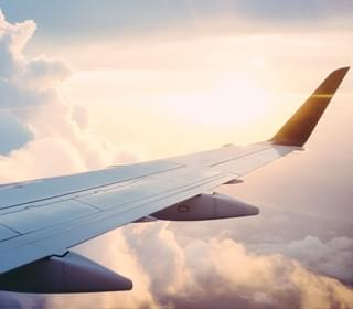 Record Air Travel Over New Year's Weekend