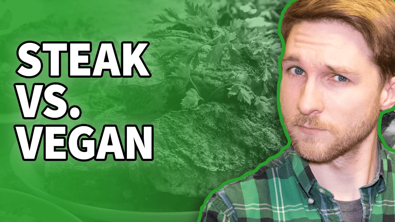 Would you change your plans for your vegan boyfriend?