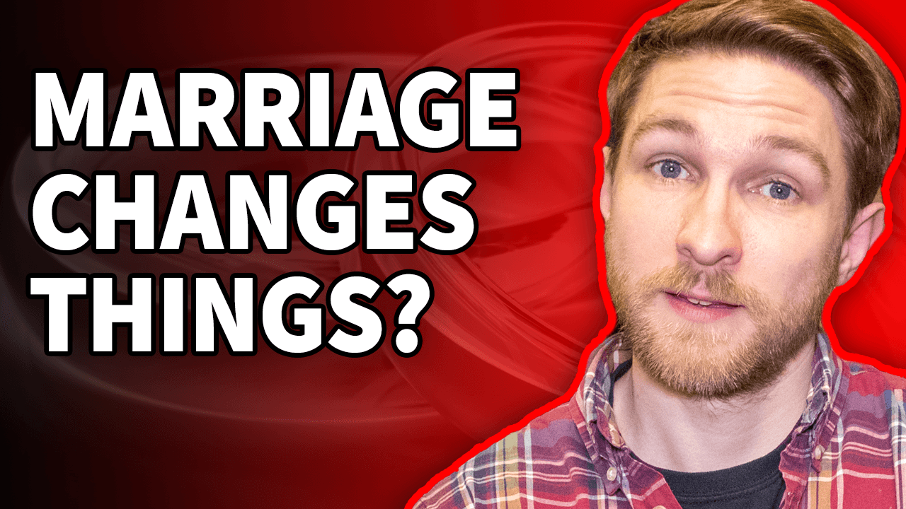 Does marriage change things?
