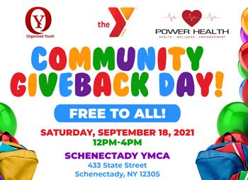 Community Giveback Day