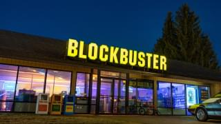 Blockbuster Tweeted for the First Time in 6 Years