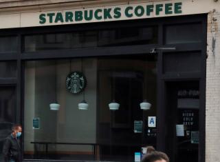 Starbucks, McDonalds Back To Mask Mandates