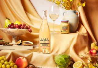 Grey Poupon Debuts Wine