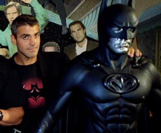 George Clooney speaks on his version of 'Batman'