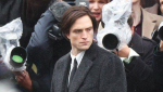 Robert Pattinson Is Back at Work