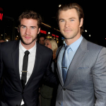 Chris Hemsworth Shares  Adorable Throwback Of He And Liam For His Birthday