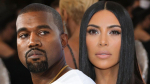 Kim Kardashian Suggests She's On Good Terms With Estranged Husband Kanye West