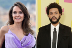 Angelina Jolie And The Weeknd Have Been Spotted On Another Secret Date At Private Concert In LA