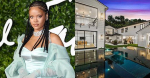 Inside Rihanna's Stunning Beverly Hills Mansion That's Available To Rent For $80,000